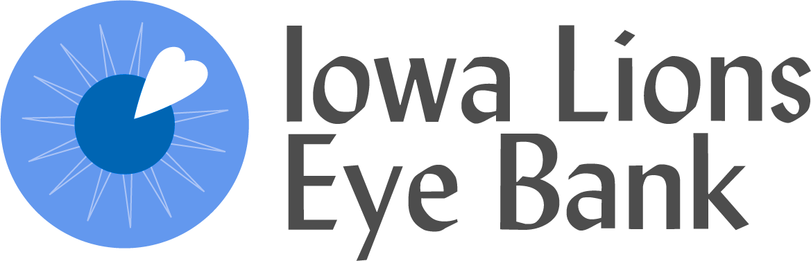 Iowa Lions Eye Bank logo