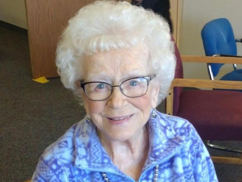Donor Irene E. Saur-Jones