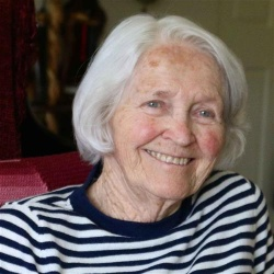 Donor Ruth Bickel